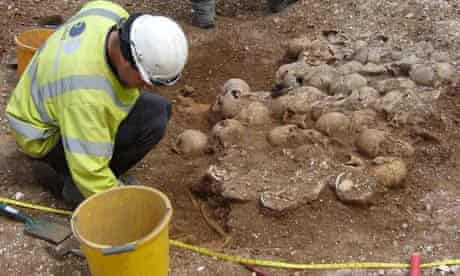 ridgeway burial pit