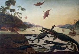 Endless Forms: Charles Darwin, natural science and the visual arts Robert Farren