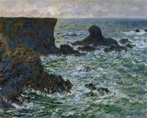 Endless Forms: Charles Darwin, natural science and the visual arts Claude Monet