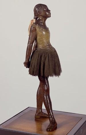 Endless Forms: Charles Darwin, natural science and the visual arts Edgar Degas