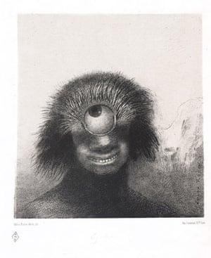 Endless Forms: Charles Darwin, natural science and the visual arts Odilon Redon