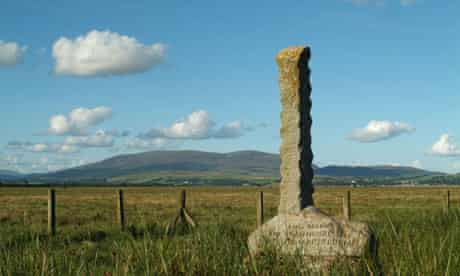 Martyr's Stake, Wigtown