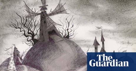 Lurid Beauty Of Monsters Tim Burton Comes To Moma Film The Guardian