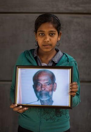 The Disappeared: Tamil Jathursini Sureshkumar