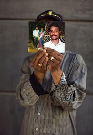 The Disappeared: Tamil Thangarayah Varatharayan