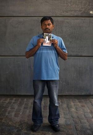 The Disappeared: Tamil Kumarthas Iyathembi
