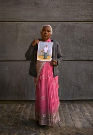 The Disappeared: Tamil Rathneswary Shanmugasundaram
