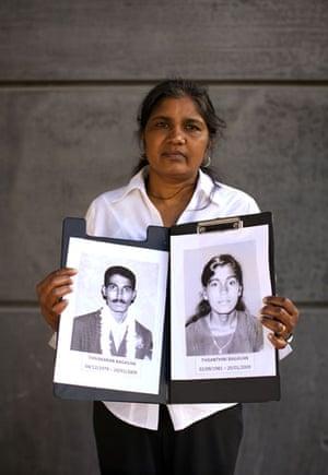 The Disappeared: Tamil Anuratha Karunananthan
