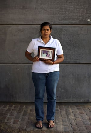 The Disappeared: Tamil Yogamathy Prenkumar
