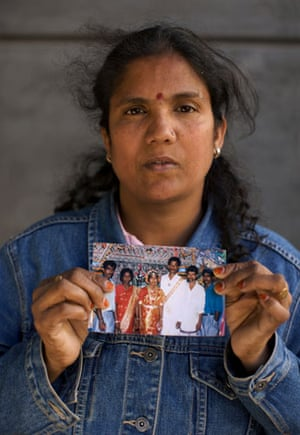 The Disappeared: Tamil Logambitgai Manoharan