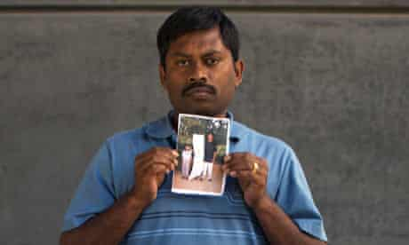British Tamils protest over human rights violations