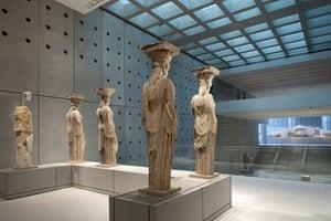 Acropolis Museum: NAM