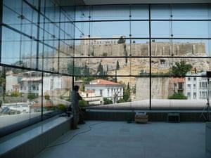 Acropolis Museum: The Parthenon