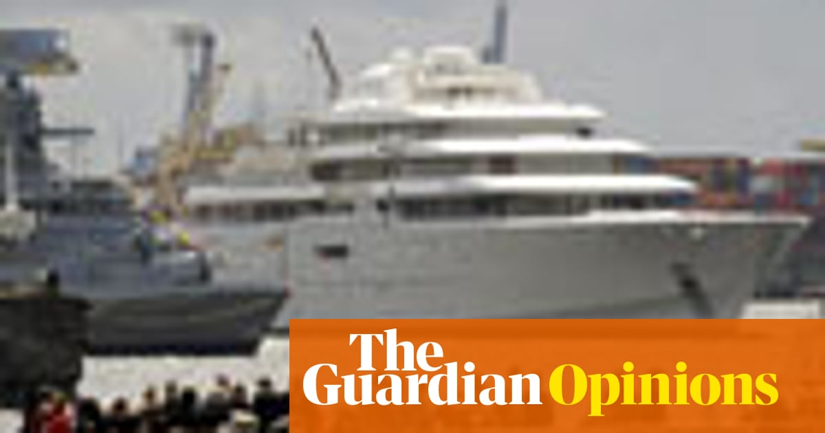 Stop Blaming The Poor It S The Wally Yachters Who Are Burning The