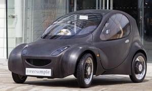 The Riversimple Urban Car