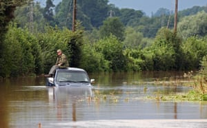Extreme Weather: Flash Floods Brings Disruption Across Country