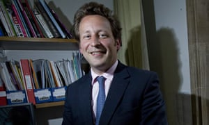 Ed Vaizey, shadow minister for culture and Conservative MP for Wantage