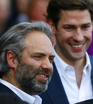 Away We Go in Edinburgh: Sam Mendes and John Krainski at the Away We Go premiere