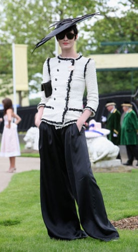 Ladies' Day at Ascot: Erin O'Connor