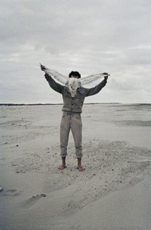 RADICAL NATURE: Lothar Baumgarten: Albatross, 1968. Radical Nature at the Barbican