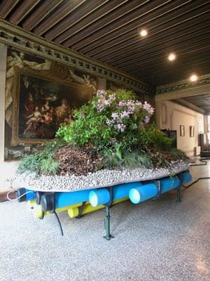 RADICAL NATURE: Simon Starling: Island for Weeds. Radical Nature at the Barbican