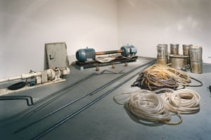RADICAL NATURE: Joseph Beuys: Honey Pump at the Workplace. Radical Nature at the Barbican