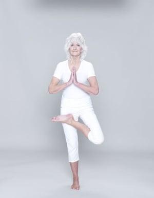 A celebration of old age: Yoga master guru: Pam Horton