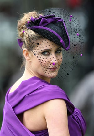 Royal Ascot: Lisa Snowdon