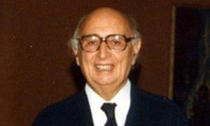 Professor John Saville has died aged 93