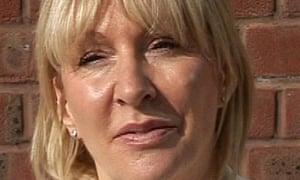 Nadine Dorries MP.
