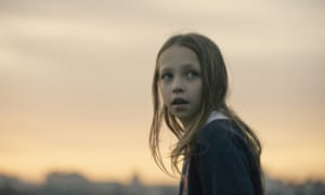 Actress Molly Windsor as Lucy in The Unloved, Channel 4 TV Drama