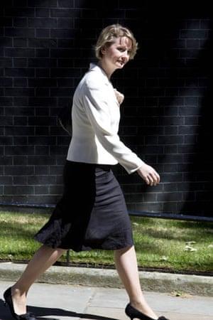 Cabinet: Yvette Cooper