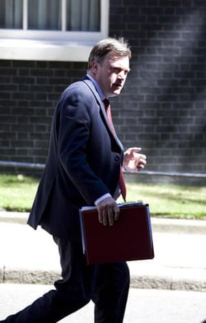 Cabinet: Ed Balls
