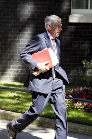 Cabinet: Jack Straw