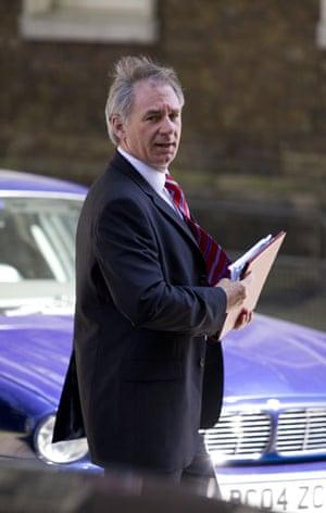 Cabinet: Geoff Hoon