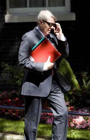Cabinet: Alan Johnson