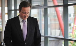 Cameron at Westway Sports Centre