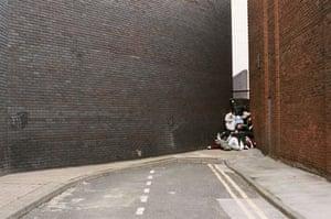 Willi Dorner's Bodies: Willi Dorner's Bodies In Urban Spaces: Nottingham, UK