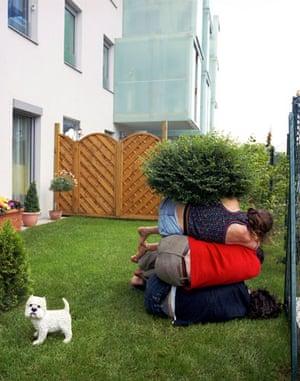 Willi Dorner's Bodies: Willi Dorner's Bodies In Urban Spaces: Vienna, Austria