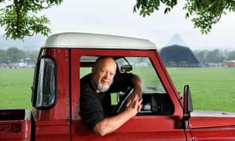 Glastonbury festival founder Michael Eavis