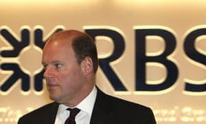 Stephen Hester, chief executive of the Royal Bank of Scotland