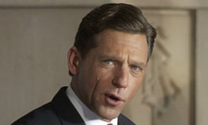 David Miscavige at the opening ceremony of Church of Scientology new building in London
