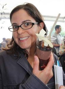 Robuchon chocolat sensation at Taste London
