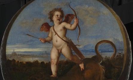 The Triumph of Love, Titian