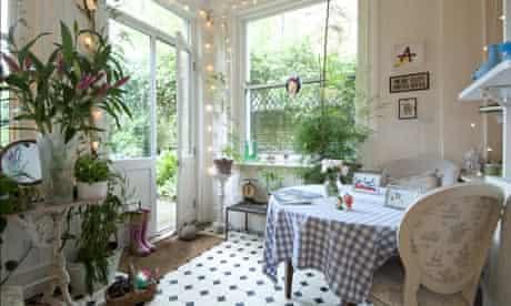 Celia Birtwell's conservatory