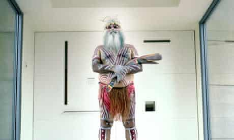 Major Sumner from the Ngarringjeri People of Lower Murray