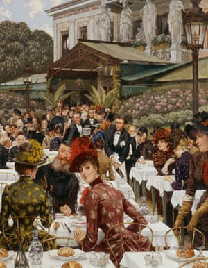 The Artists' Wives by James Tissot, 1885