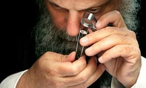 Orthodox Jews in the diamond trade, Antwerp
