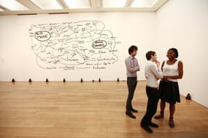 Tate Britain: Jeremy Deller-The history of the world 1997 - 2004