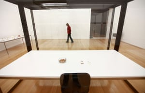 Tate Britain: Damien Hirst's , The Acquired Inability to Escape